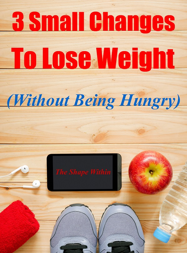 Simple changes to help lose weight